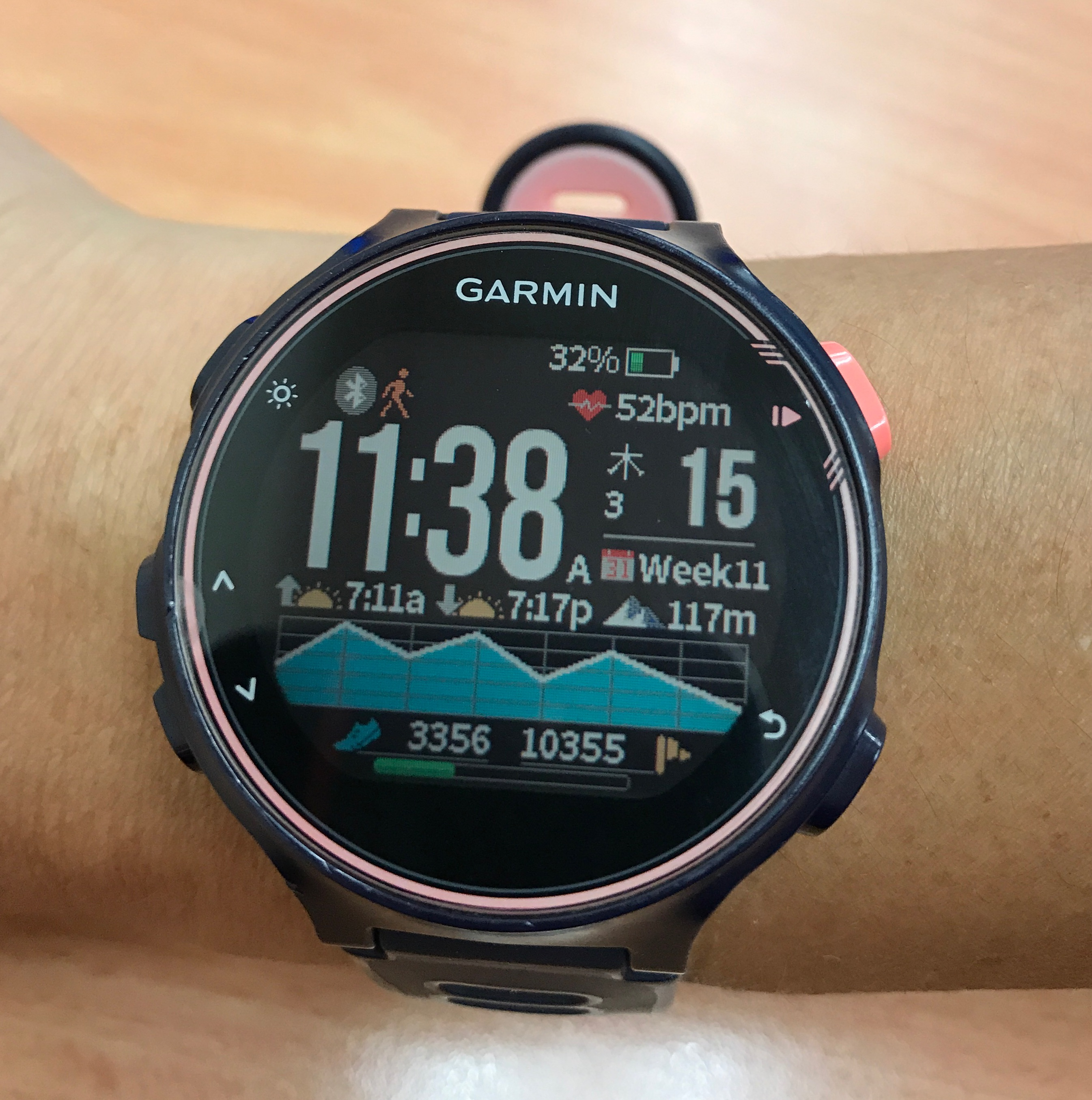 トライアスロン初心者におすすめのGPS時計!防水機能、光学心拍計も完備なうえに価格も下がった!