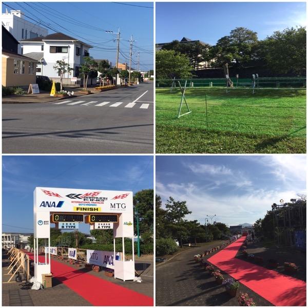 【2018年五島長崎国際トライアスロン大会】レース前の動向および準備